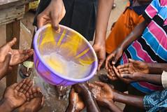 CLEAN HANDS. Ayegbami, Ikorodu, 2015. (cadi.cliff) Tags: africa travel west water children hands state photojournalism lagos nigeria activism sanitation socialchange cleanhands ikorodu youthdrivenchange