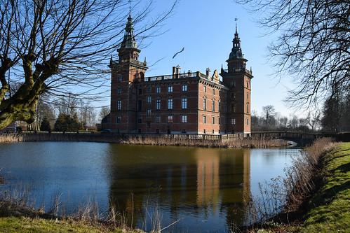 Marsvinsholms castle