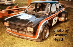 Costello Ford Escort V8 (wildboysalwaysshine) Tags: ford special v8 escort costello saloons