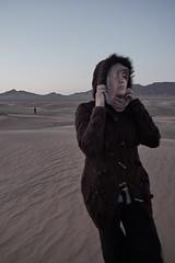 Waking up in the desert (j.aguilo) Tags: world trip morning travel sunrise sand desert adventure amanecer morocco fujifilm desierto marruecos fujinon zagora bedouin xe1 berebere 1856mm