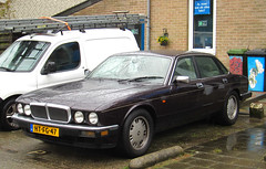 1994 Jaguar XJ 3.2 Luxury Edition (XJ40) (rvandermaar) Tags: jaguar 1994 edition luxury 32 xj jaguarxj6 xj40 jaguarxj jaguarxj40 sidecode5 htfg47