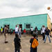 Envoy visits the African Direction Youth Center in Lusaka supported by the UN