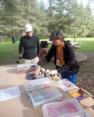 005 Clare Lays It All Out (saschmitz_earthlink_net) Tags: california orienteering 2016 losangelescounty rowlandheights schabarumregionalpark laoc losangelesorienteeringclub