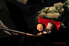 Leipzig in Schwarz - 25 Jahre WGT (petrastarosky) Tags: museum leipzig vampir teufel 2016 wgt wavegotiktreffen puppenwagen stadtgeschichtlichesmuseumleipzig