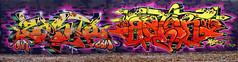 bochumuni_kollage_2016_02_web (andy.wand.damit) Tags: streetart graffiti hall urbanart com uni bochum gnr graffitiart zesto retor