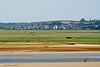 Baie de Somme - Marquenterre 2006  (21) (roland dumont-renard) Tags: mer vent sable picardie stvaléry préssalés somme baiedesomme collège chenal promeneurs côtepicarde