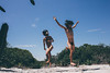 brilhávamos, os dois (marinanovelli) Tags: sea brazil men praia beach riodejaneiro naked nude mar nu body dunas arraialdocabo gêmeos massambaba terçafeiragorda tibá caiof