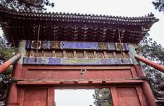 Mit Lampe # Peking # China_2006_2560 # Leica R9 Fuji Provia100 - 2006 (irisisopen f/8light) Tags: china leica color film fuji beijing slide farbe provia peking 100f diafilm r9 irisisopen