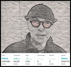 THANK YOU FOR 2.000.000 VIEWS ;) (LitterART) Tags: portrait art photography flickr poetry foto fotografie portrt literature portraiture views sound litterart