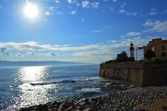 Jete de la citadelle (Dorian Duplex) Tags: ferry de soleil marseille bateau ajaccio lever equipage coque traverse