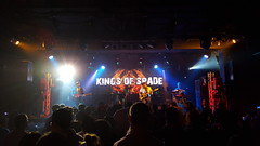 Kings of Spade Jam on Stage (Eric Broder Van Dyke) Tags: stage kings jam spade