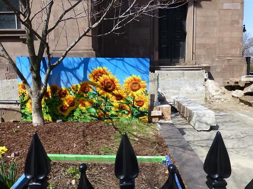 Easter Sunday, Arlington St Church