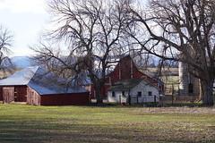 Stengel Farm (Let Ideas Compete) Tags: barn colorado farm boulder silo co boulderco bouldercolorado stengel stengelfarm