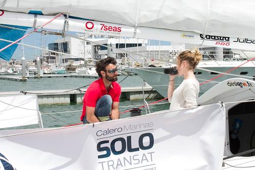 CALERO MARINAS SOLO TRANSAT -1-5