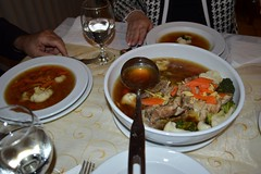 2016_Debrecen_0342 (emzepe) Tags: food hot table lunch soup restaurant hungary dish meat pork utca leves ungarn mittagessen tavasz debrecen djeuner hs ebd mrcius 2016 hongrie gbor asztal tterem tel meleg olh viktria tnyr nagyerd hajdsgi orjaleves