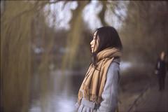 Willow (Fabio Sabatini) Tags: berlin film asahi pentax willow cece zenit agfa xiaoxi reversalfilm maybachufer spotmaticspii kreuzklln helios85mmf15 precisact100