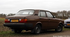 Morris Ital 1.7L 1982 (XBXG) Tags: auto old uk england holland classic netherlands car marina vintage 1982 automobile outdoor nederland voiture vehicle british morris import paysbas friesland engeland ancienne brits rhd morrisital fryslân ital anglaise noordwolde 17l 69rgj1 sidecode7