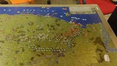 Day of Days - Turn 9 - Gold-Juno-Sword Beaches and Caen