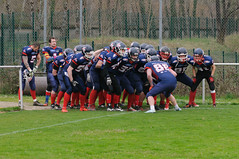 20160403_Avalanches Annecy Vs Falcons Bron (1 sur 51) (calace74) Tags: france annecy sport foot division falcons bron amricain avalanches rgional