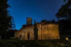 Ermita de la Mare de Du de la Sala (MrDaVidU) Tags: nocturna catalunya catalua ermita minimaglite jorba minimagliteaaa ermitamarededeudelasala