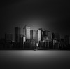 Dark City (vulture labs) Tags: longexposure blackandwhite bw london art skyline architecture dark photography moody fine monochromatic workshop daytimelongexposure vulturelabs
