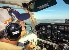 In flight, of Bonanza C35 (EvandroFilho) Tags: beechcraft bonanza c35 prwbj