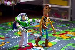 Hey Buzz (iSchumi) Tags: buzz toy nikon buddy story 55200 d3100 toygraphy