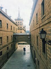 El Escorial, Espaa (Stefa_Ramirez7) Tags: madrid espaa love real spain san paisaje el lorenzo kawaii monasterio cultura escorial baslica perfecto pasado