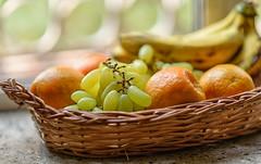 Eat Fruits !! Stay Healthy (@nikondxfx (instagram)) Tags: 85mm indoor nikon primelens basket foodphotography fruits nitya nitya800gmailcom photography flickr nikkor