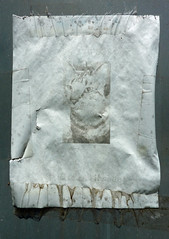 Fading memory (Monceau) Tags: cat poster missing stained haunting mandeville fading ghostly 109366