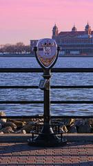 telescope (maamounmohammed) Tags: nyc newyorkcity newyork beautiful photography newjersey spring jerseycity photographer sony libertystatepark photooftheday sonyimages sonyalpha6000 sonya6000 spring2016