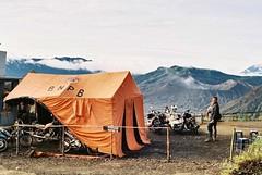 """Are we there yet?"" (ffrhna) Tags: travel film 35mm indonesia minolta kodakgold xg1 mountbromo"