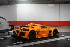 Sport (Stefano Bozzetti) Tags: orange car sport underground sony parking s automotive montecarlo monaco exotic german apollo supercar testdrive 2016 apollos gumpert gumpertapollo topmarques gumpertapollosport gumpertapollos topmarquesmonaco 19bozzy92 dschx400 sonydschx400 topmarques2016