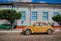 (Cris Romeiro.) Tags: brazil pirenpolis gois fusca cidadeshistricas