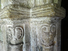 Avebury, Wiltshire (Sheepdog Rex) Tags: avebury doorways stjameschurch capitals