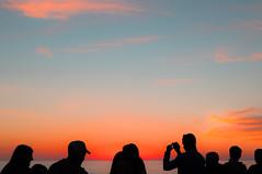 GettingTheShot (wesbs) Tags: ocean sunset sea sky silhouette glow santamonica silhouettes skyfire endofday hss skyglow happysliderssunday