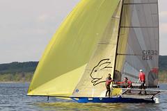 _DSF3884 (Frank Reger) Tags: bayern regatta skiff segeln segelboot 18ftammersee