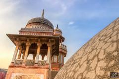 Wazir Khan Mosque (aliabdullah.176) Tags: pakistan heritage architecture mosque khan lahore hdr mughal wazir
