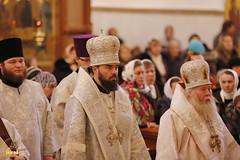 06. Соборное богослужение в Лавре