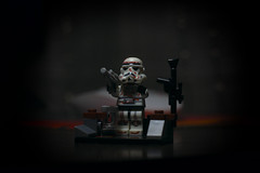 The survivor from Tatooine (busitskee) Tags: star starwars sand stormtrooper wars tattooine