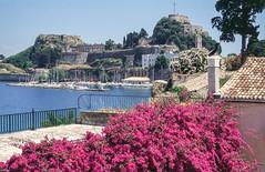 Corfou - La vieille citadelle et le port de Mandraki (CORMA) Tags: europe greece corfu grce mandraki corfou citadelle krkyra