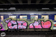 30.01.2016 - Wien Update (spraycity.at) Tags: vienna wien graffiti austria sterreich panel hauptbahnhof sbahn update schnellbahn spraycity