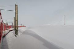 MGB Oberalp Pass (Kecko) Tags: railroad schnee winter snow train geotagged schweiz switzerland suisse swiss pass kecko eisenbahn railway zug svizzera bahn uri mgb oberalp 2016 oberalppass innerschweiz matterhorngotthardbahn zentralschweiz swissphoto geo:lon=8628232 geo:lat=46647302