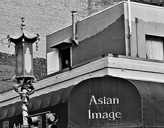 Window Seat (TwinCitiesSeen) Tags: sanfrancisco california people blackandwhite chinatown tamron2875mm canont3i