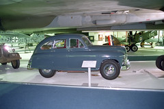 Standard Vanguard phase I (Ronald_H) Tags: 2001 classic film car museum he standard phase raf vanguard hendon i