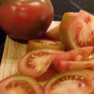 tomato #organico #organic #tomate #productofspain #tapas...