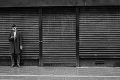 (evans.photo) Tags: street people phone smoking aberystwyth