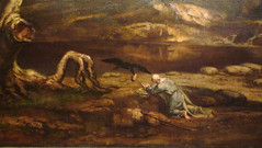 Allston, Elijah in the Desert, 1818
