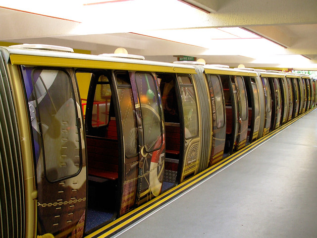Monorail - Explorer Train