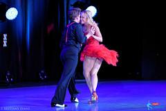 Chelsie Hightower & Damian Whitewood